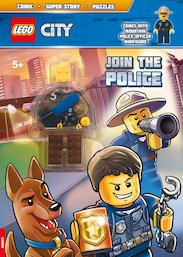 LEGO® City: Join the Police Activity Book