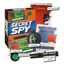 Mini Maestro: Secret Spy