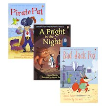 Usborne Very First Reading Pack x 3