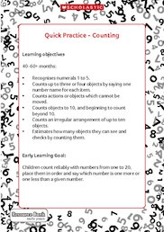 Quick Practice - Counting (Digital Download Edition)