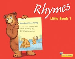 PM Oral Literacy Emergent: Rhymes Little Book 1 x6