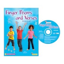 Finger Poems & Verses Big Book + IWB DVD