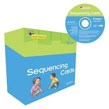 Sequencing Cards Box Set + IWB CD