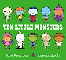 Ten Little Monsters
