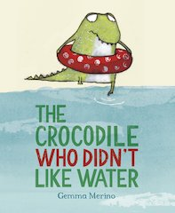 The Crocodile Who Didn't Like Water