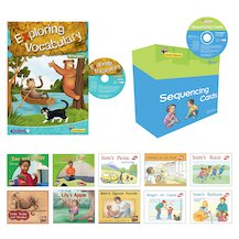 PM Oral Literacy Emergent Complete Pack