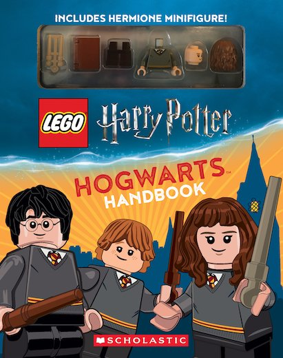 The British School Of Witchcraft And Wizardry First Year Roblox Lego Harry Potter Hogwarts Handbook Scholastic Shop