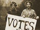 Emmeline Pankhurst sentenced to 3 years in jail