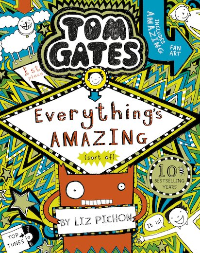 Tom Gates: Everything's Amazing (sort of) (NE)