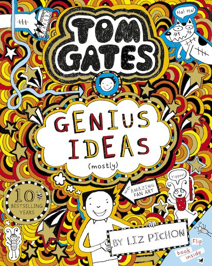 Tom Gates: Genius Ideas (mostly) (NE)