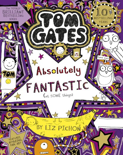 Tom Gates is Absolutely Fantastic (at some things) (NE)