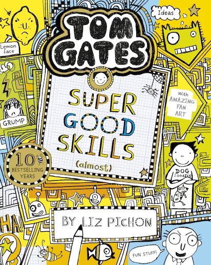 Tom Gates: Super Good Skills (Almost...) (PB) (NE)