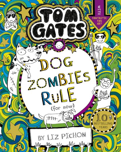 Tom Gates: DogZombies Rule (For now...) (PB) (NE)