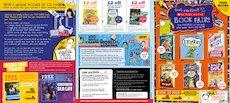 Invitation - Scholastic Primary Book Fair