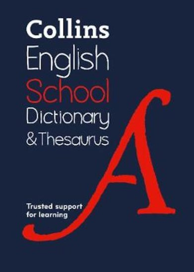 Collins School Dictionary and Thesaurus x 6