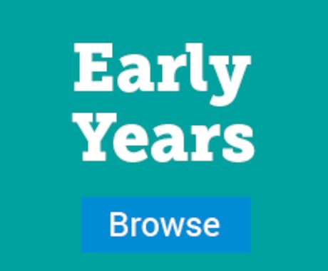 Browse Early Years activities and resources