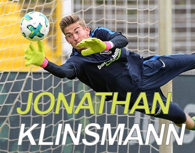 Jonathan Klinsmann