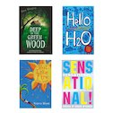 Pie Corbett's Poetry Spine: Year 4 Pack x 4