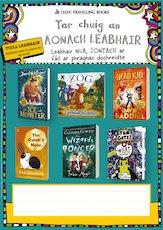 Gaelic Poster – Celtic Travelling Books Book Fair