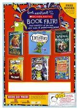Poster scholastic primary book fair 1839970