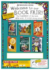 Poster – Travelling Books Book Fair