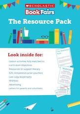 Resource pack scholastic primary book fair 1840564