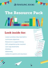 Resource Pack – Travelling Books