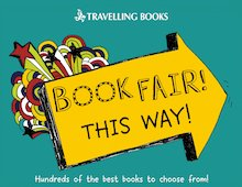 Right Arrow – Travelling Books