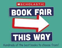 Right arrow scholastic secondary book fair 1840002