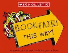 Right Arrow – Scholastic Primary Book Fair