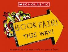 Right arrow scholastic primary book fair 1839994