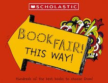 Left Arrow – Scholastic Primary Book Fair