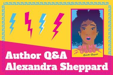 Author Q&A - Alexandra Sheppard