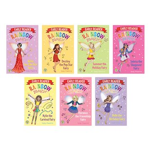 Rainbow Magic: School Days Fairies Pack x 4