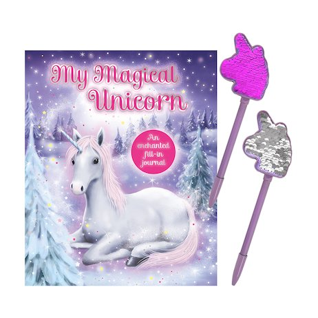My Magical Unicorn Journal