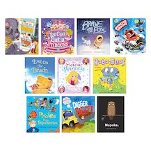 Amazing Value Picture Books Pack x 10