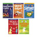 Colour First Readers Pack x 5