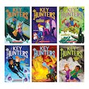 Key Hunters Pack x 6