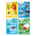 Dr Seuss Pack x 4