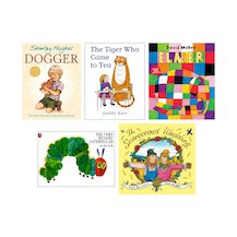 Best-Loved Picture Books Pack x 5