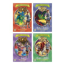 Beast Quest Early Readers Pack x 4