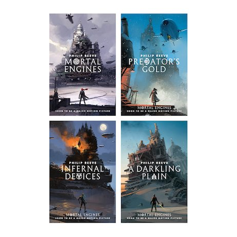 Mortal Engines Pack x 4