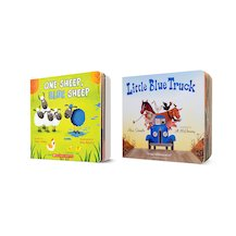 US Board Book Favourites Pair