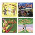 Big Cat Readers Pack: Book Band Pink B x 4