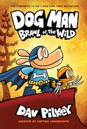 Dog Man: Brawl of the Wild x 6