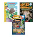 Scholastic Readers Level 3 Pack x 3