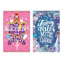 Fairy Tales and Ballet Stories Pair