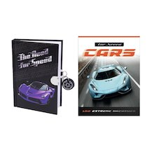 The Need for Speed Handbook with FREE Top Speed Cars
