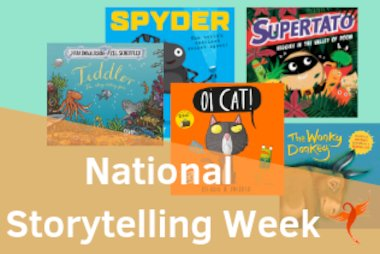 national storytelling week blog tile