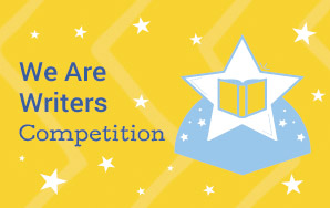 We Are Writers competition